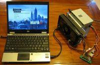 Внешняя видеокарта для ноутбука