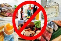 Запрещенные продукты для женщин в период лактации
