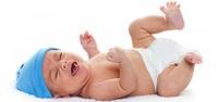 Опрелости у новорожденного
