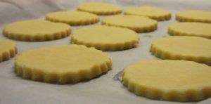 Выпечка печенья без маргарина