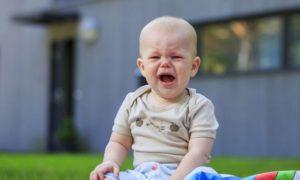 Значение заплаканного ребенка во сне