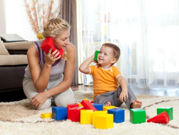 Игры с ребенком - толкование сна