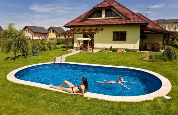 Глубинный бассейн