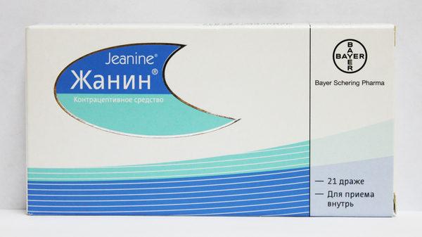 Лекарство Жанин