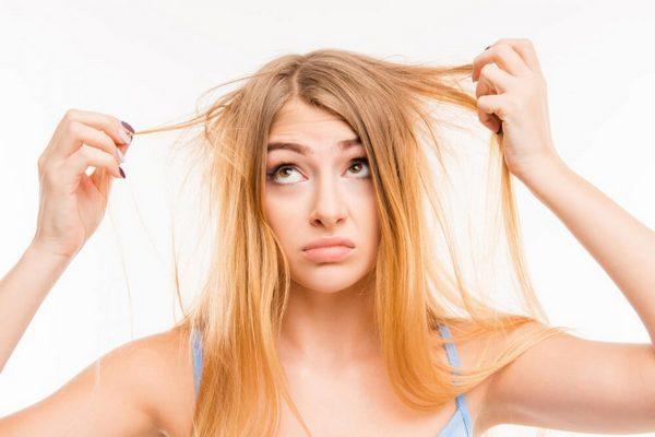 Ломкие и секущиеся волосы