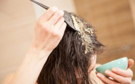 Восстановление волос после обесцвечивания