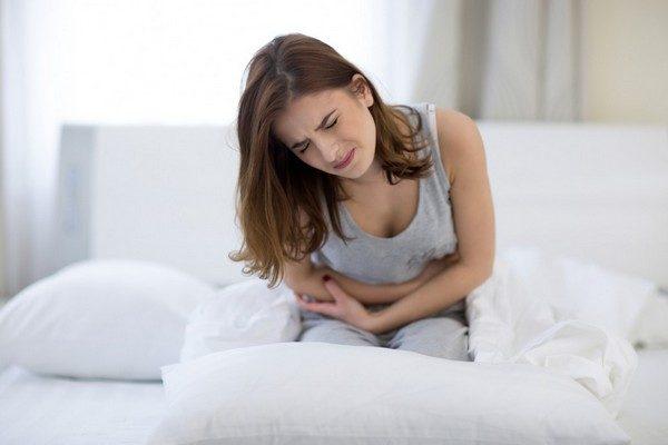 Боль в животе после процедуры