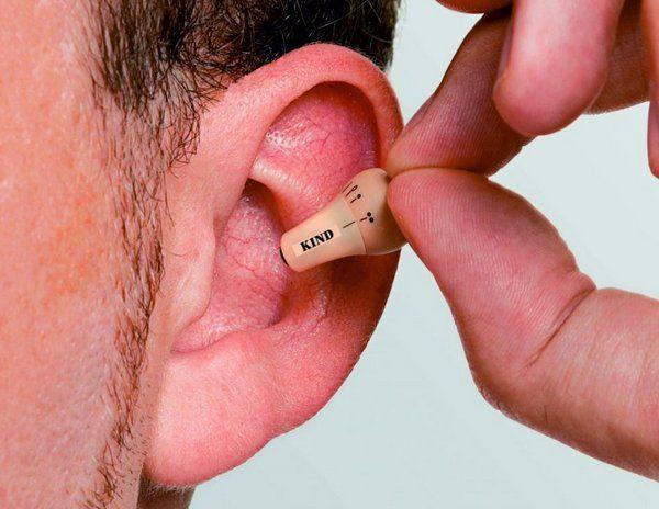 Глубококанальное слуховое устройство