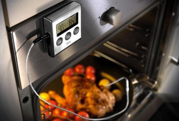 Термометр для приготовления мяса