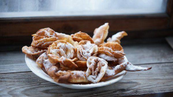 Классический рецепт печенья
