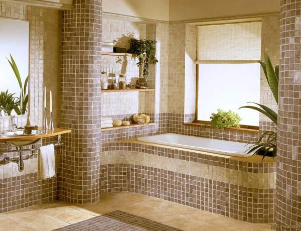 Оригинальная ванная
