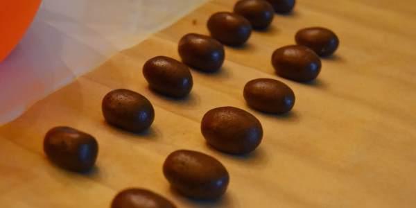 печенье-шарики