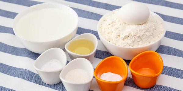 Продукты на тесто