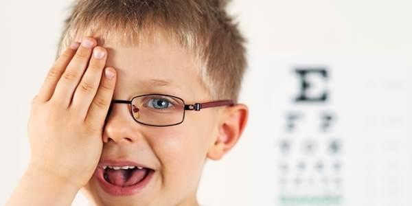 Гимнастика для глаз с ребенком