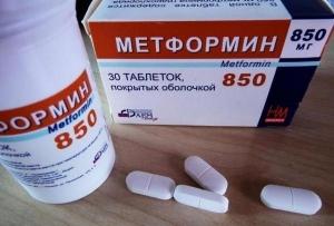Применение метформина
