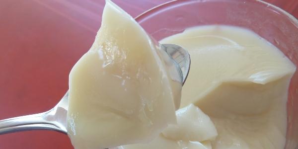 Молочное желе