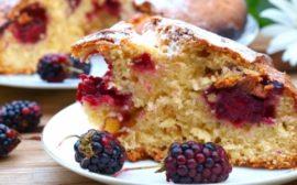 Пирог на сметане