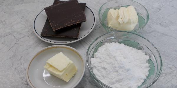 Шоколадный крем продукты