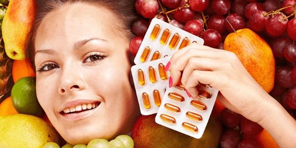 Витамины для лица
