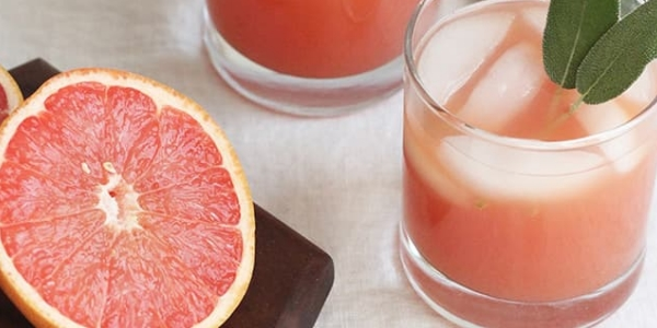 Коктейль с грейпфрутом