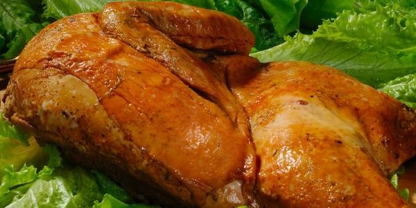 Копченая курица