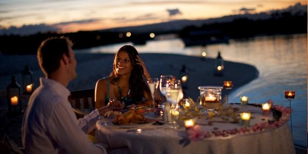 Романтичный вечер