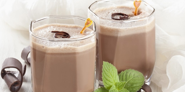 Коктейль с кофе и медом