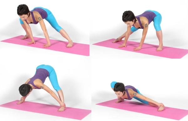 Поперечный шпагат упражнения