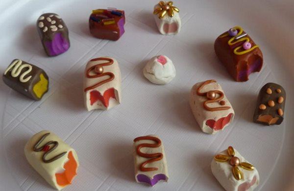 Сложные конфеты