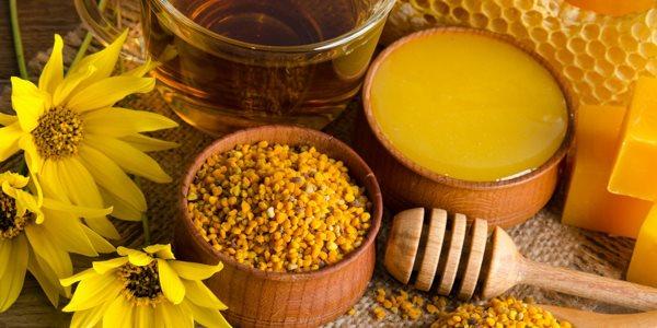 Мазь на пчелином воске