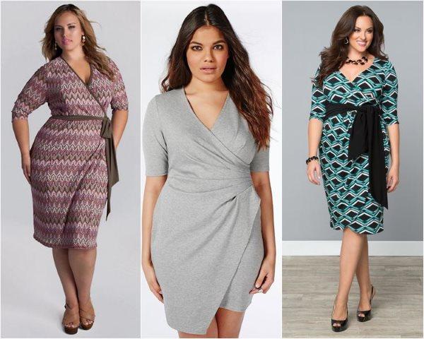 Платья для низкорослых женщин