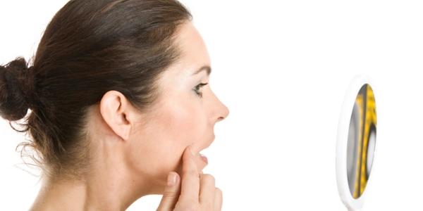 Чем рассосать жировик на лице
