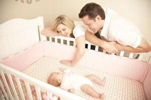 Приучение к кроватке