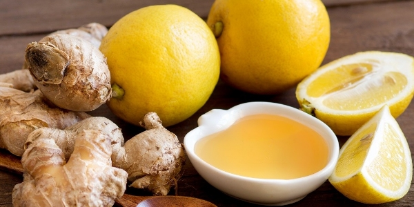 Имбирь с лимоном