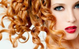 Кучерявые волосы