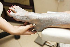 применение глины для суставов