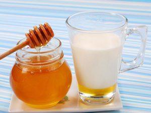 мед против воспаления миндалин