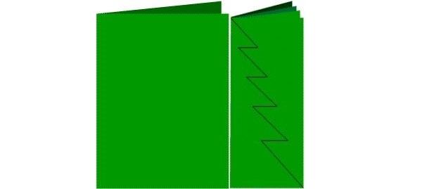 Бумага для елки