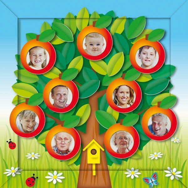 семейное дерево в подарок