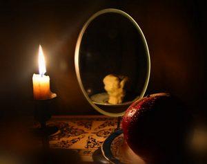 Зеркало для ворожбы