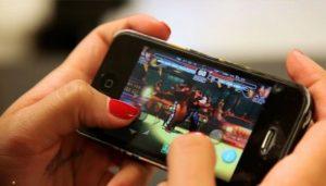 Игры на телефоне
