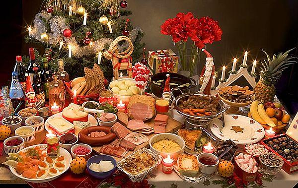 праздничные блюда 2019