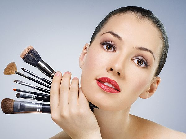 макияж для Нового 2019 года