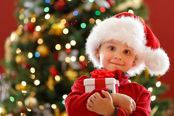 Волшебная шапка Деда Мороза