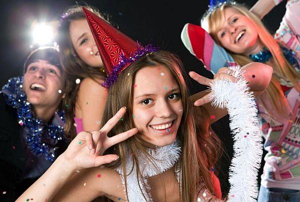 новогоднее развлечение для старшеклассников