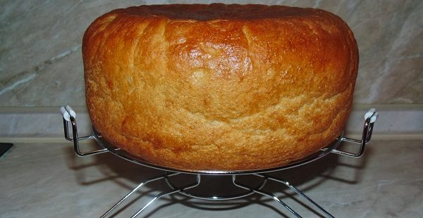 Остывание готового хлеба