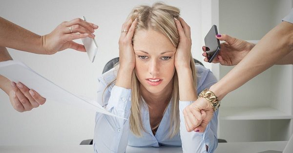Нервное перенапряжение
