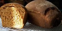 Ржаной хлеб их хлебопечки