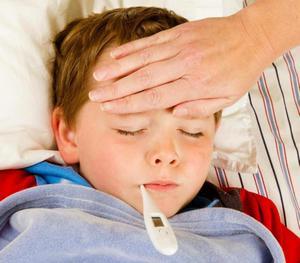 Вирусная инфекция у ребенка