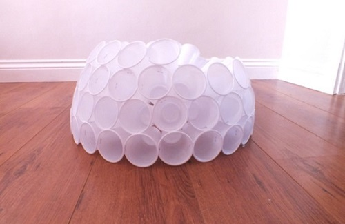 Изготовление сферы снеговика